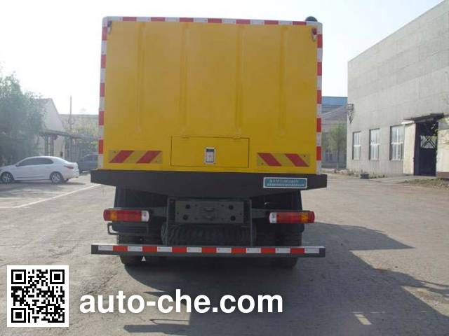 Freet Shenggong FRT5150TJCG5 well flushing truck