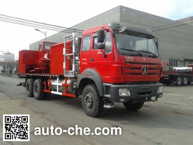 Freet Shenggong FRT5210TGJ cementing truck