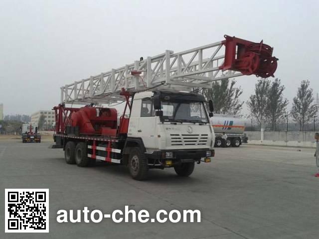 Freet Shenggong FRT5250TXJ well-workover rig truck