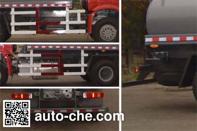 Freet Shenggong FRT5251GGSG5 water tank truck