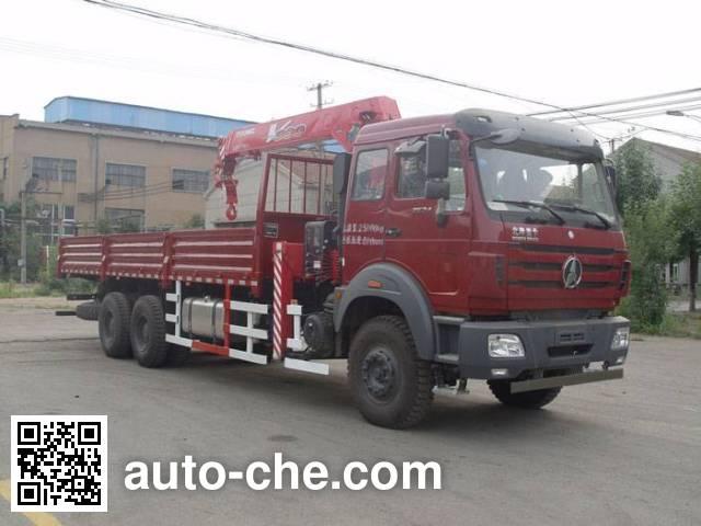 Freet Shenggong FRT5251JSQ8G5 truck mounted loader crane