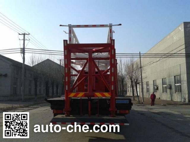Freet Shenggong FRT5310TXJ well-workover rig truck