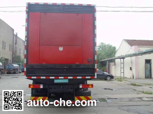 Freet Shenggong FRT5350TDF nitrogen generating plant truck