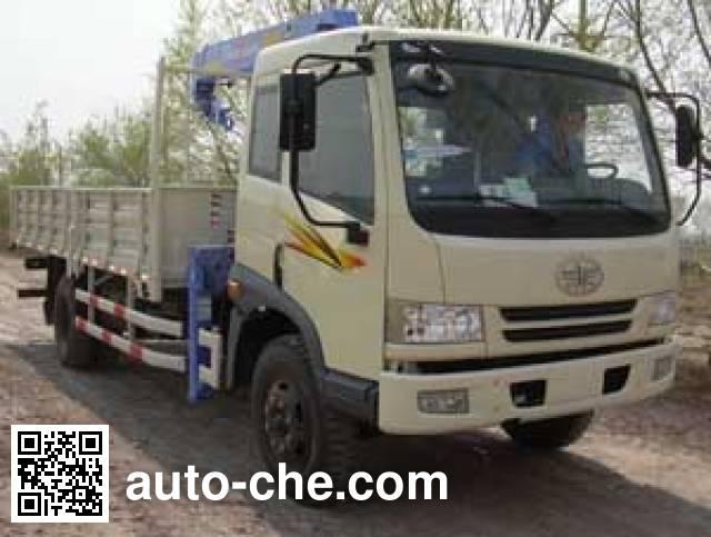 Fusang FS5141JSQ truck mounted loader crane