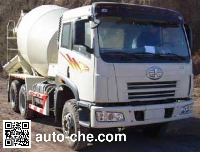 Fusang FS5250GJBQD concrete mixer truck