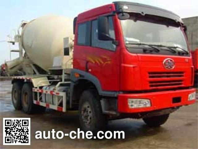 Fusang FS5252GJBCAD concrete mixer truck