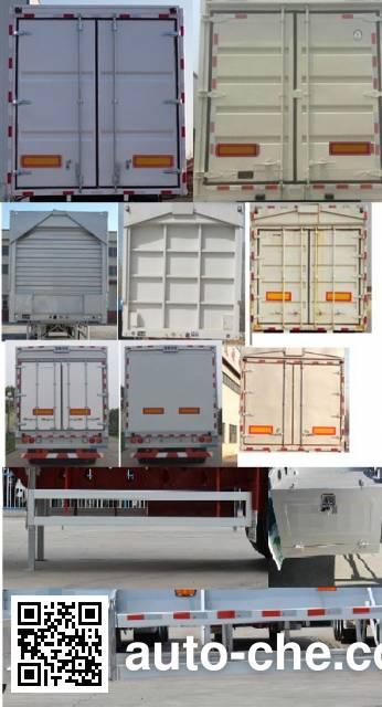 Fusang FS9350XYK wing van trailer