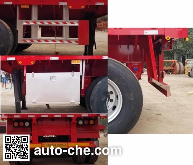 Fusang FS9400D dropside trailer