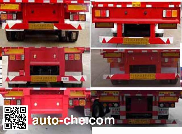 Fusang FS9400TPB flatbed trailer