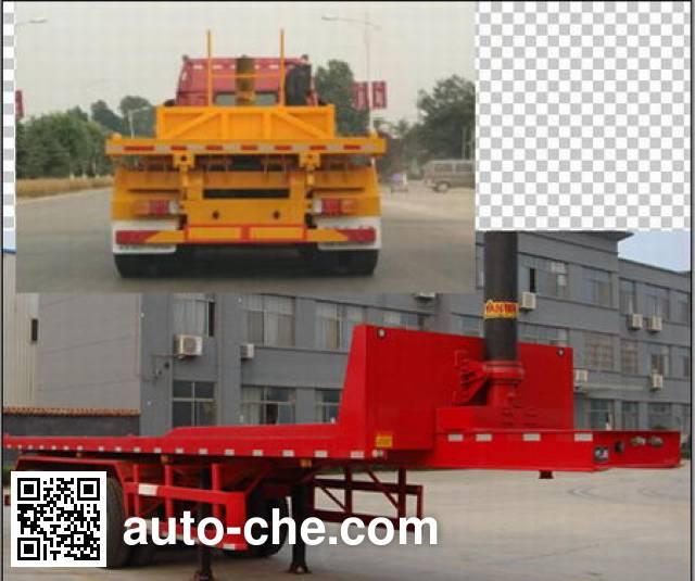 Fusang FS9400ZZXP flatbed dump trailer