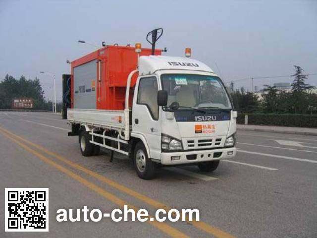 英达牌FTT5070TRXPM18热再生修补车