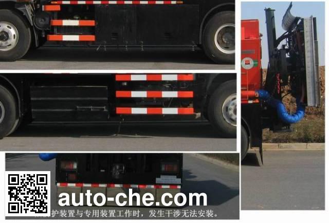 英达牌FTT5160TRXPM4热再生修补车