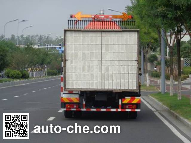 Freetech Yingda FTT5160TXBPM39EV pavement hot repair truck