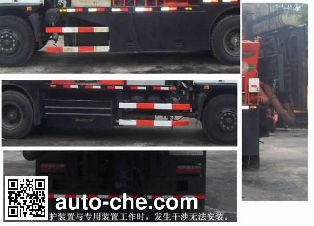 英达牌FTT5161TRXPM4热再生修补车