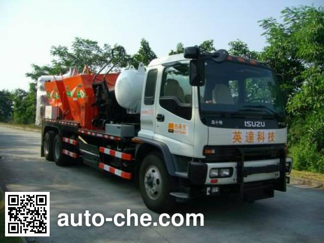 英达牌FTT5230TRXPM64热再生修补车