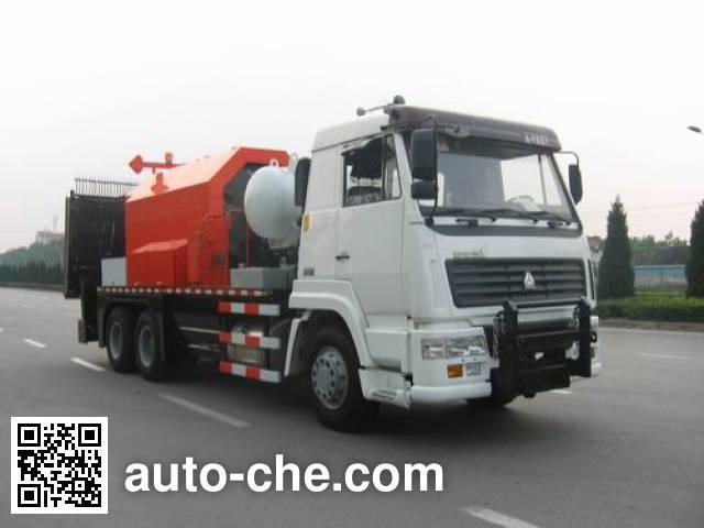 英达牌FTT5250TRXPM5热再生修补车