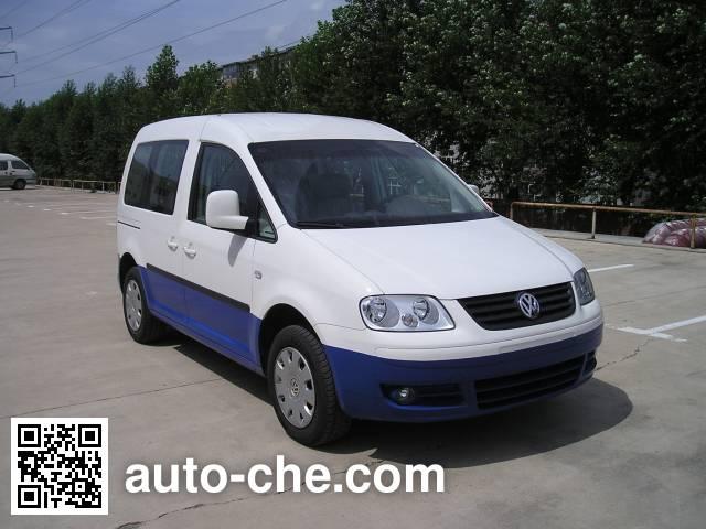 Volkswagen Caddy FV5020XQCD prisoner transport vehicle