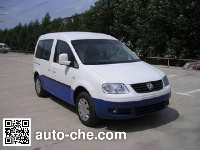Volkswagen Caddy FV5020XQCE prisoner transport vehicle