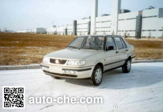 Volkswagen Jetta FV7160CiX/LPG dual-fuel car