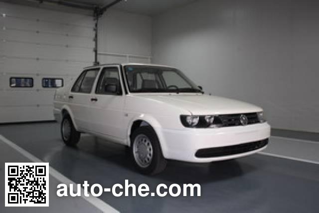 Volkswagen Jetta FV7160FC dual-fuel car
