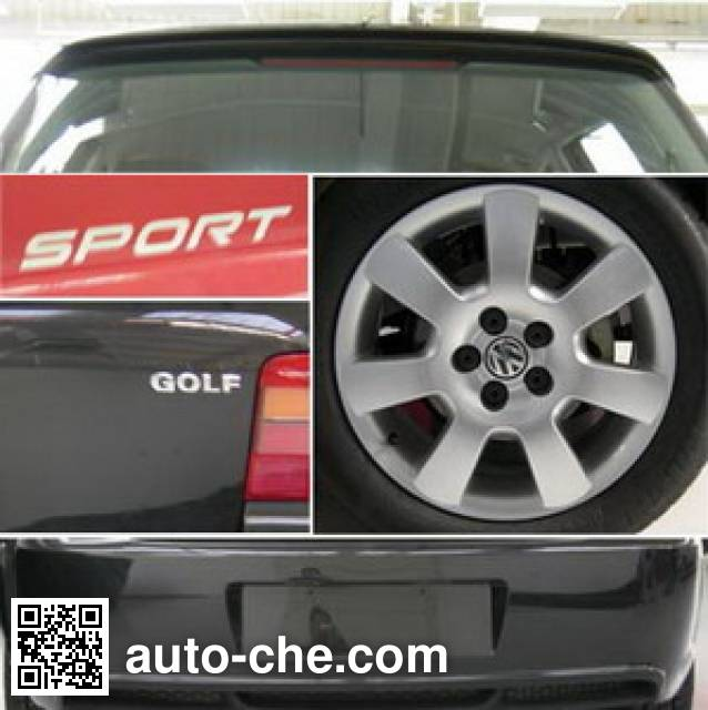 Volkswagen Golf FV7164ATG car