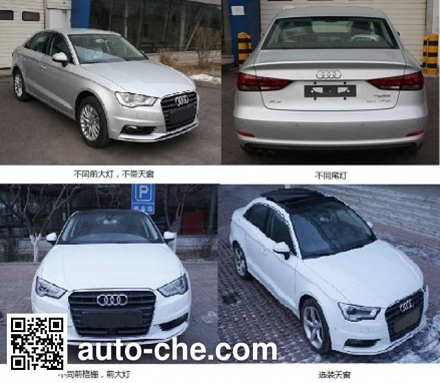 Audi FV7188BBDBG car