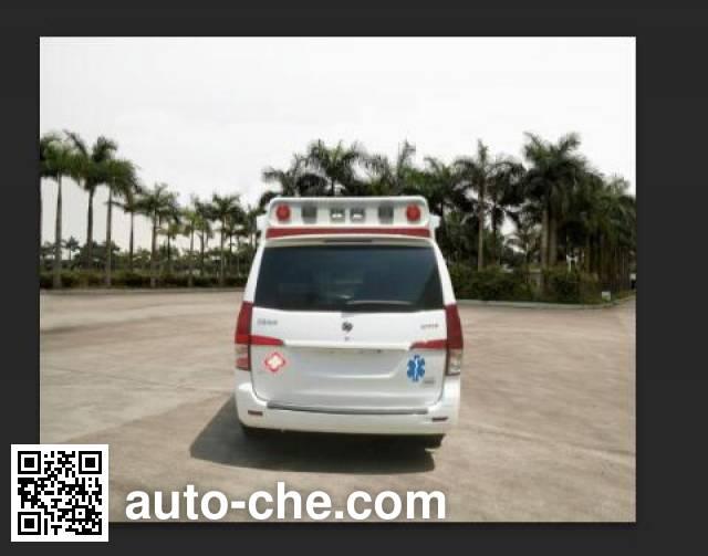 凌扬牌FXB5031XJH救护车