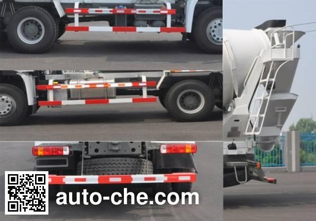 凌扬牌FXB5250GJBT7M混凝土搅拌运输车