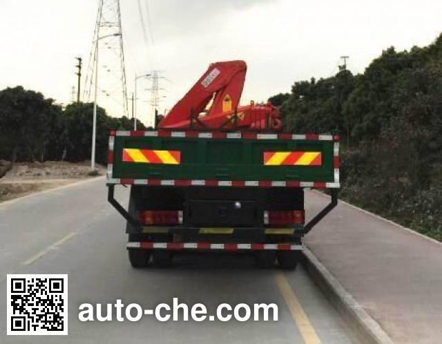 FXB FXB5251JSQLZ5 truck mounted loader crane