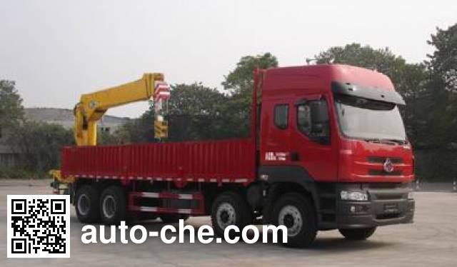 凌扬(FXB)牌FXB5310JSQLQ4随车起重运输车