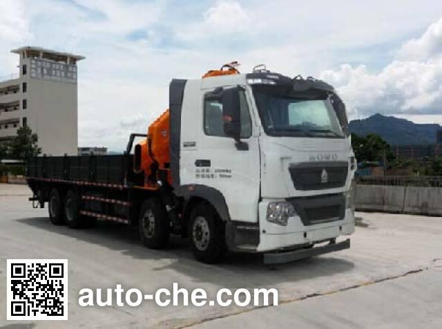 FXB FXB5310JSQT7 truck mounted loader crane
