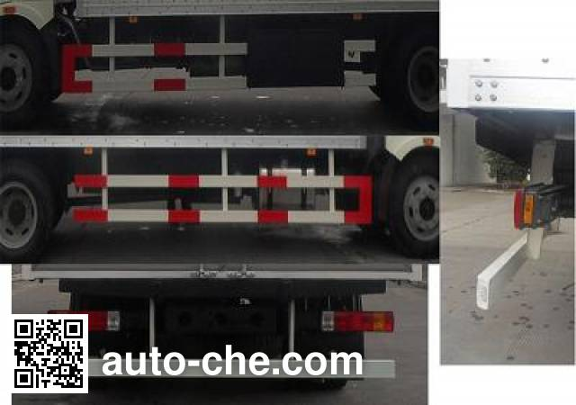 FAW Fenghuang FXC5103XBWP62L2E4 insulated box van truck