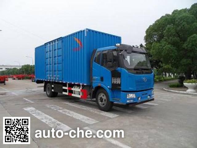 FAW Fenghuang FXC5103XXYP62L2E4 box van truck