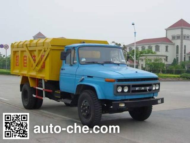 凤凰牌FXC5103ZLJ自卸式垃圾车