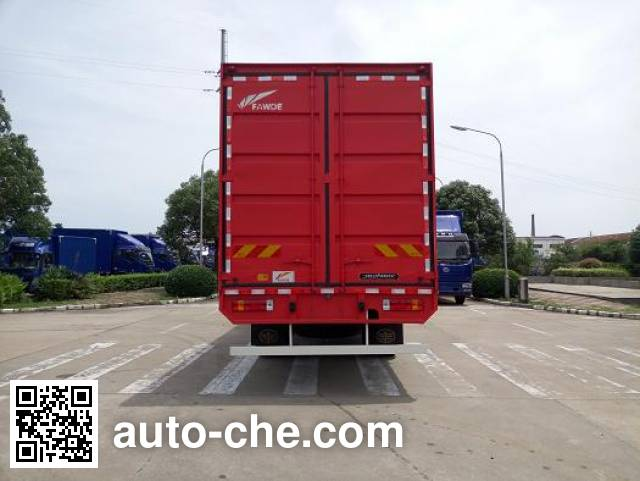 FAW Fenghuang FXC5160XXYP62L4E5 box van truck