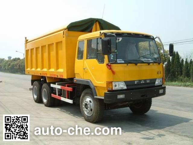 凤凰牌FXC5258ZLJ自卸式垃圾车
