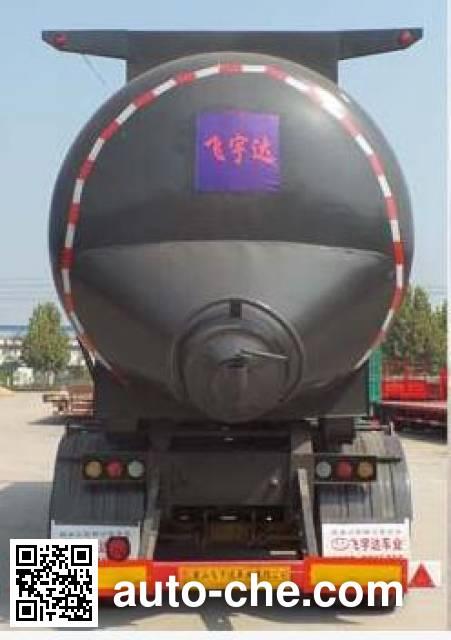 恒宇事业牌FYD9400GFLHX中密度粉粒物料运输半挂车