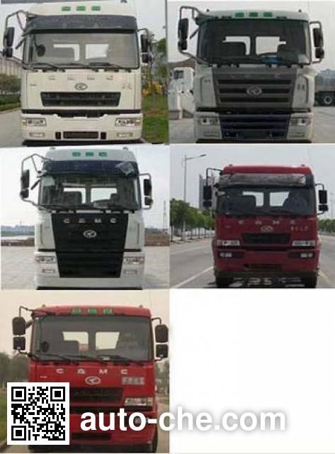Fengyuan Zhongba FYK3310ZZX dump truck