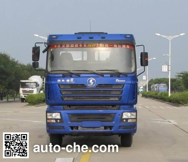 Fengyuan Zhongba FYK5310ZLJSX dump garbage truck