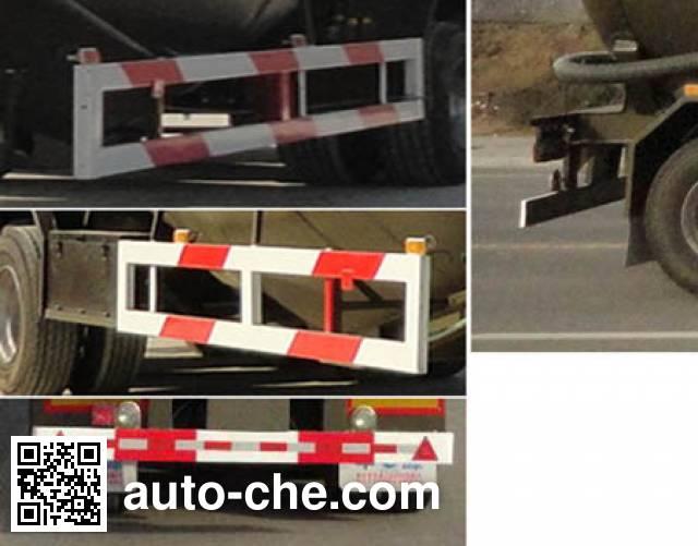 Fengyuan Zhongba FYK9400GFL low-density bulk powder transport trailer