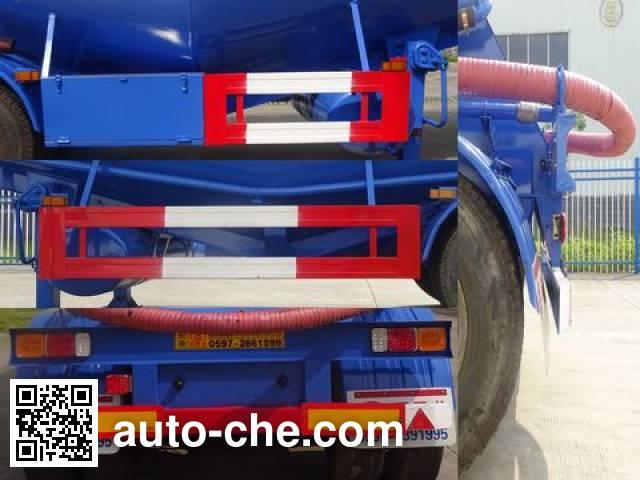 Shuangyalong FYL9402GXH ash transport trailer