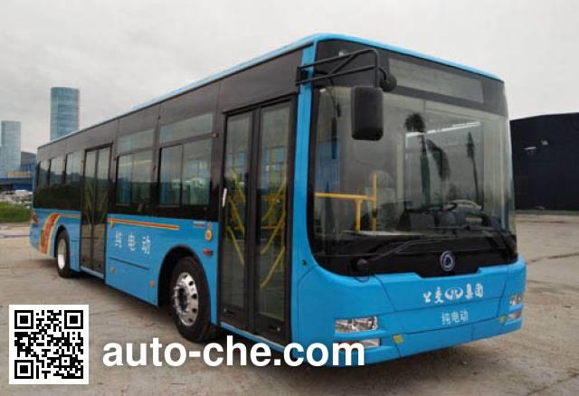 Fuda FZ6109UFBEV02 electric city bus