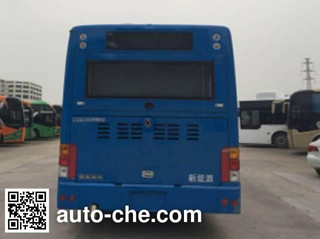 福达牌FZ6109UFCHEV5混合动力城市客车