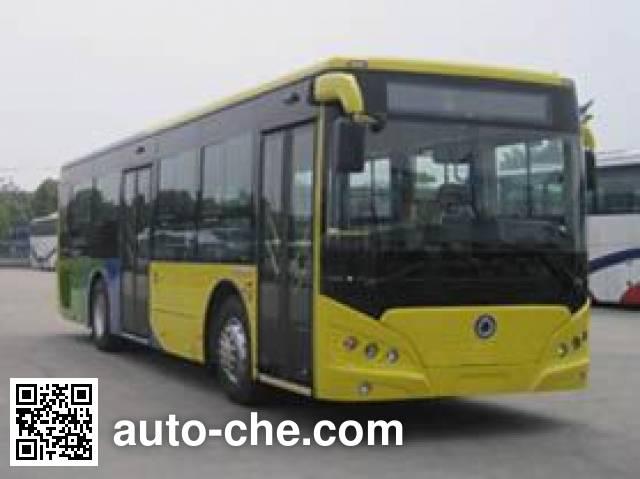 福达牌FZ6109UFNHEV5混合动力城市客车