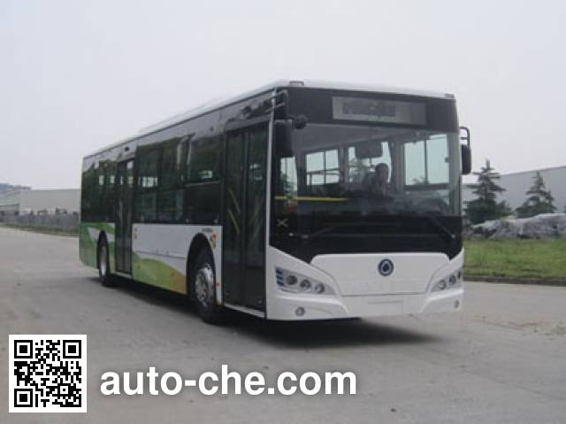 Fuda FZ6129UFBEV electric city bus
