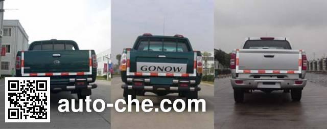 吉奥牌GA1020LCRE3A货车