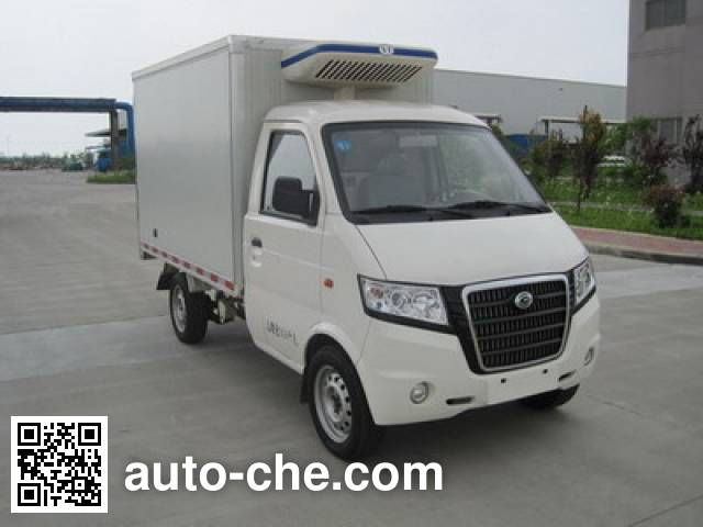 吉奥牌GA5020XLCDSE4冷藏车