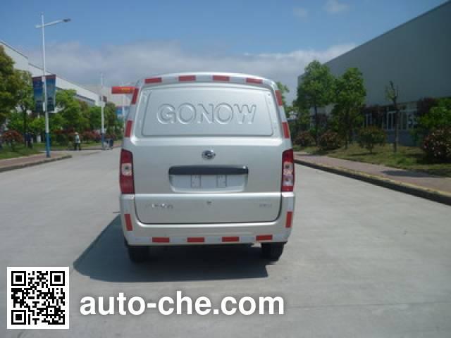 Gonow GA5020XXYSE4 box van truck
