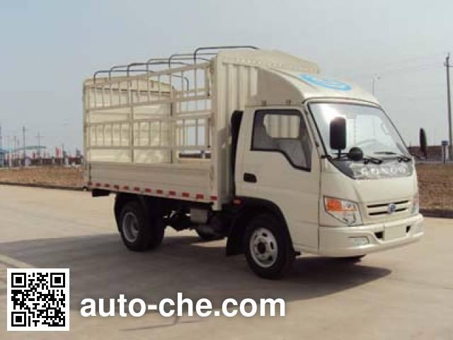 吉奥牌GA5031DCTCXYE3A仓栅式运输车