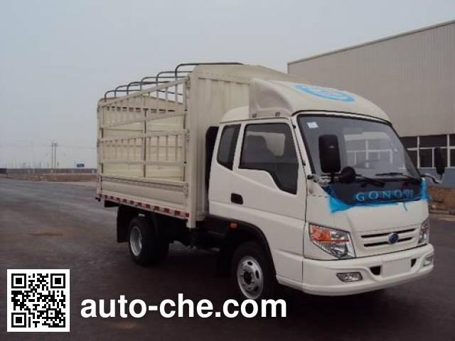 吉奥牌GA5031PCTCXYE3A仓栅式运输车